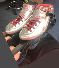 Simmons_Rush_Size_10_Inline_Speed_Skate_$650
