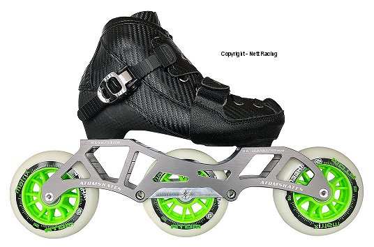Atom Pro Kids Adjustable 2-5 Skate