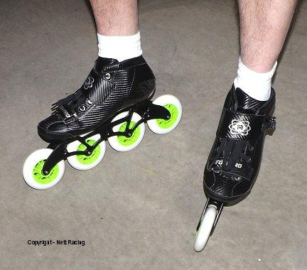Atom Pro Inline Speed Skate Review