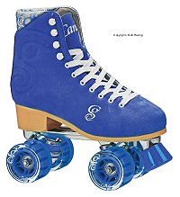 Candi Girl Carlin Blue Skate