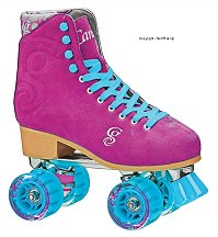 Womens Outdoor Roller Skates 5