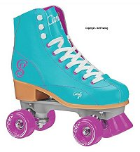 Womens Outdoor Roller Skates 1