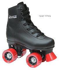 Chicago Kids Rink Skate Black