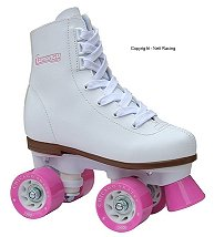 Chicago Kids Rink Skate White