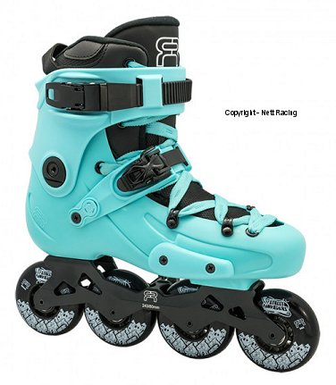 FR Skates FR1 80 Light Blue Skate