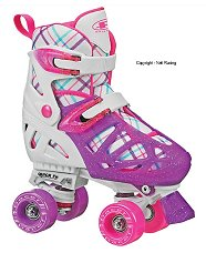 Pacer XT-70 Adjustable Purple Pink Skate