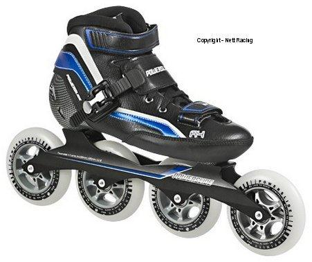 Powerslide R4 Inline Speed Skates
