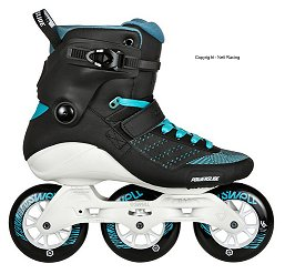 Powerslide Swell Aquamarine Skate