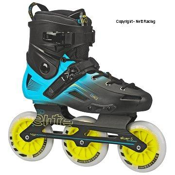 Roller Derby Elite Alpha 3x110 Inline Speed Skates