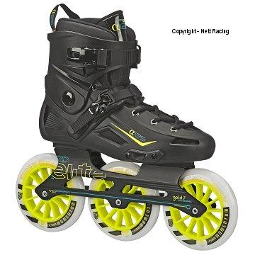 Roller Derby Elite Alpha 3x125 Inline Speed Skates