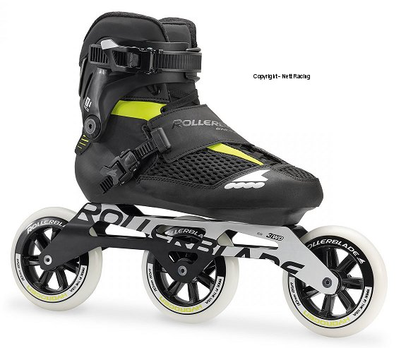 Rollerblade Endurace Elite 110mm Skate