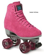 Sure Grip Boardwalk Fame Pink Skate