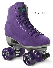 Sure Grip Boardwalk Fame Purple Skate