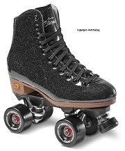 Sure Grip Stardust Black Skate