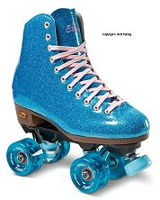 Sure Grip Stardust Blue Skate