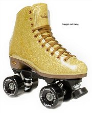Sure Grip Stardust Gold Skate