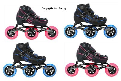 Warp Adjustable Skates