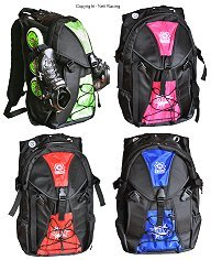 Luigino Atom Inline Speed Skate Backpack