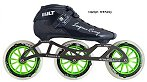 2018 Luigino Bolt 3 Wheel Inline Speed Skate