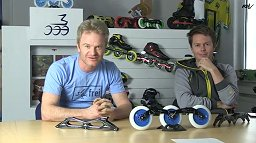 Powerslide's Matthias Knoll and Scott Arlidge talk candidly about 125mm race results.