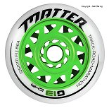 Matter G13 110mm, 125mm, 86a, Inline Speed Skate Wheels.