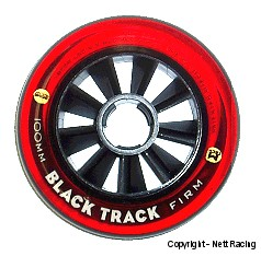 Mpc Black Track Red Wheel