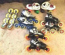 992_Powerslide_R2_Size_7_Inline_Speed_Skate_$150